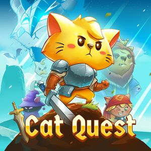 Cat Quest cover
