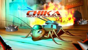 Chika Militant Cockroach cover