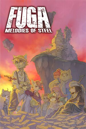 Fuga: Melodies of Steel cover