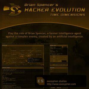 Hacker Evolution cover