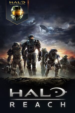 Halo: Reach cover