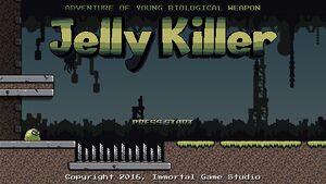 Jelly Killer cover