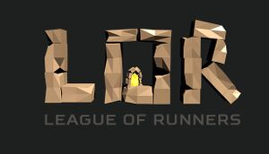 LOR - League of Runners cover