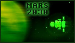 Mars 2030 cover