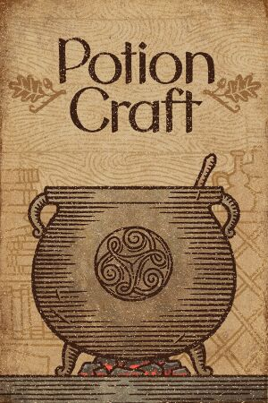 Potion Craft cover