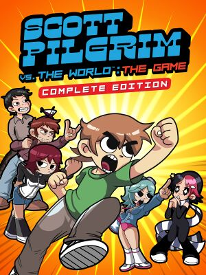 Scott Pilgrim vs. The World: The Game - Complete Edition cover