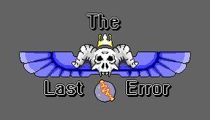 The Last Error cover