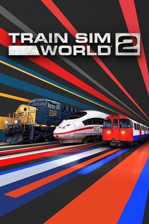 Train Sim World 2 cover