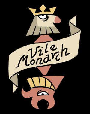 Vile Monarch logo.png