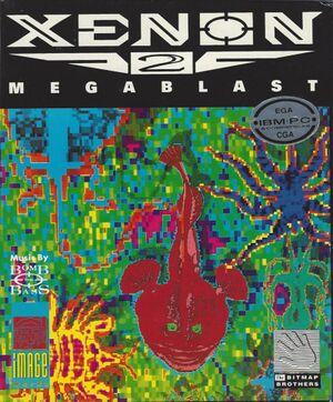 Xenon 2: Megablast cover