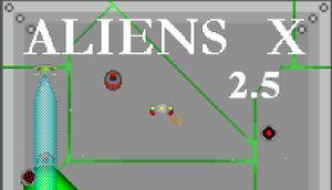 Aliens X cover
