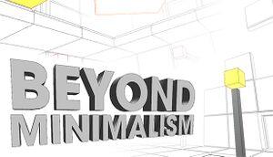 Beyond Minimalism cover