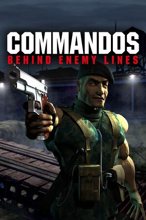 Commandos: Behind Enemy Lines cover