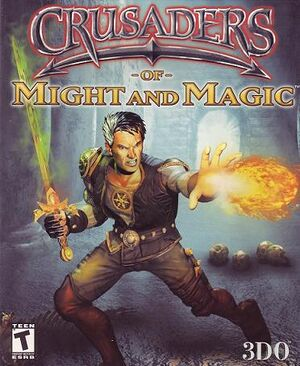 Crusaders of Might and Magic cover