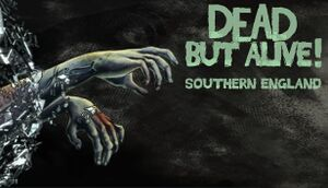 Dead But Alive! Southern England cover