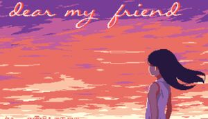 Dear My Friend cover