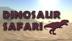 Dinosaur Safari VR cover