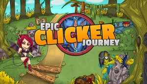 Epic Clicker Journey cover
