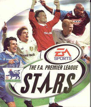 The F.A. Premier League Stars cover