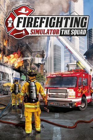 Firefighting Simulator - The Squad cover
