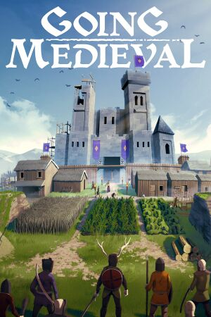Going Medieval cover