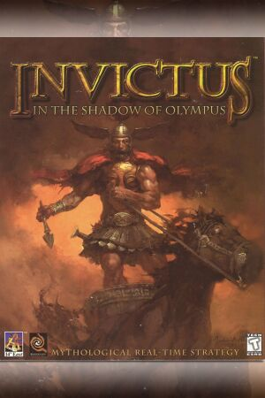Invictus: In the Shadow of Olympus cover