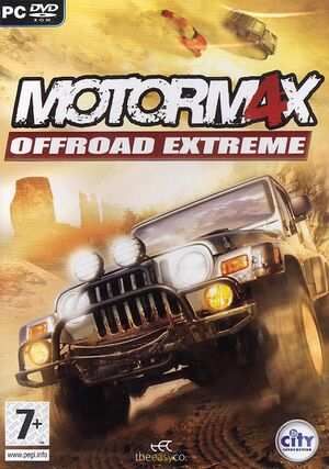 MotorM4X: Offroad Extreme cover