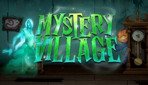 Mystery Village: Shards of the Past cover