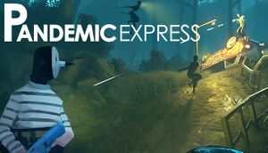 Pandemic Express cover