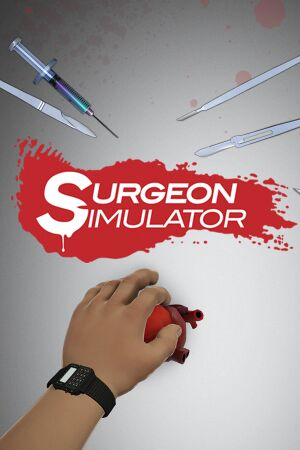 Surgeon Simulator cover
