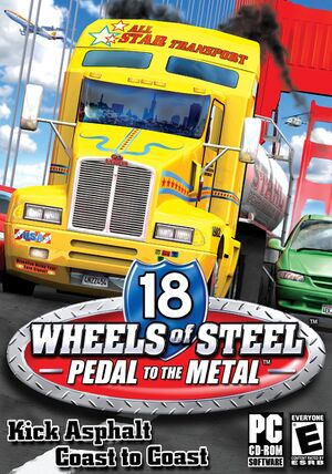18 Wheels of Steel Pedal to the Metal cover.jpg