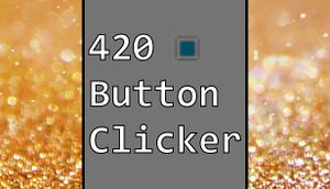 420 Button Clicker cover