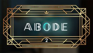 Abode 2 cover