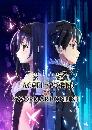 Accel World vs. Sword Art Online cover