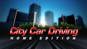 City Car Driving cover
