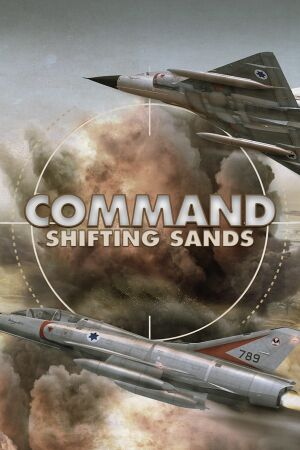 Command: Shifting Sands cover