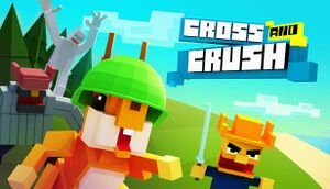 Cross and Crush cover