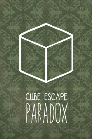 Cube Escape: Paradox cover