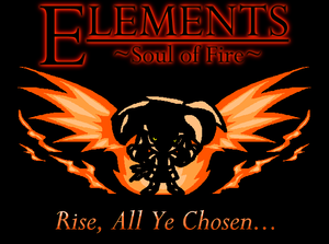 Elements: Soul of Fire cover
