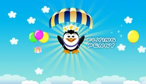 Flying Pengy cover