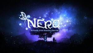 N.E.R.O.: Nothing Ever Remains Obscure cover