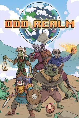 Odd Realm cover