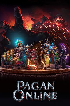 Pagan Online cover