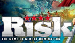Risk - The Game of Global Domination cover