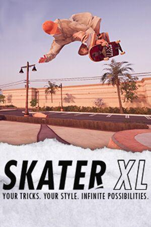 Skater XL cover