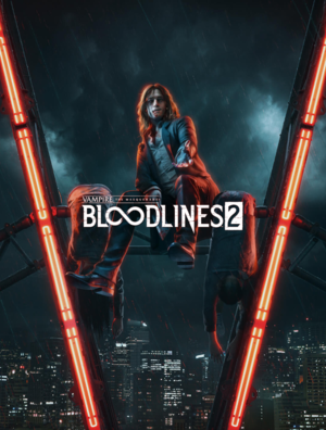 Vampire: The Masquerade - Bloodlines 2 cover