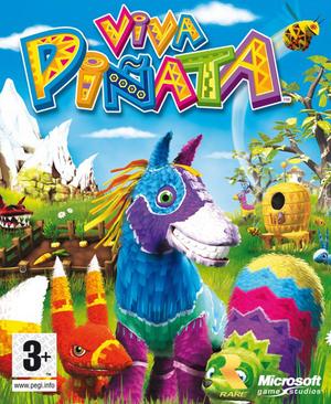Viva Piñata cover