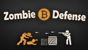 Zombie Bitcoin Defense cover