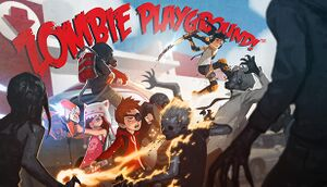 Zombie Playground cover