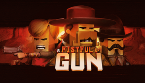 A Fistful of Gun cover